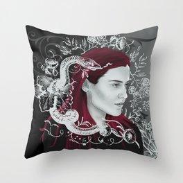 j-o-s-s Throw Pillow