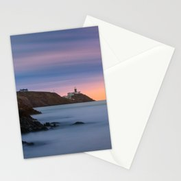 Howth lighthouse - Ireland (RR200) Stationery Cards