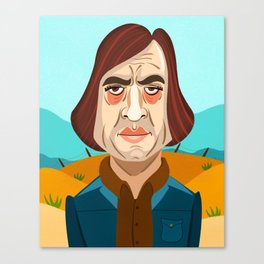 No Country For Old Men Canvas Print