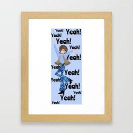 Groovy Guy Framed Art Print