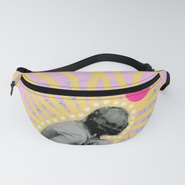 The Rabbit Hole Fanny Pack
