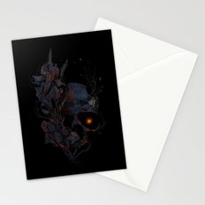 DeathBlooms Stationery Cards