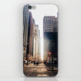 Chicago Street Commuter iPhone Skin