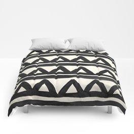Chevron Tribal Comforters