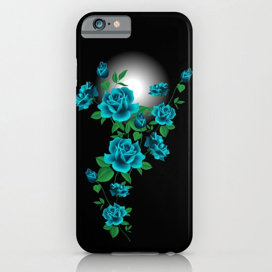 Blue Moon iPhone & iPod Case