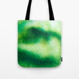 Verdant Clouds Tote Bag