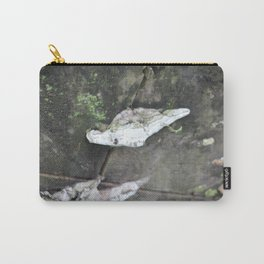 Mushroom on a tree Carry-All Pouch