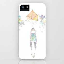 branching out. iPhone Case