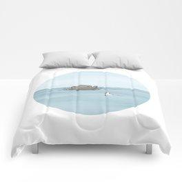 swimming pals Comforters