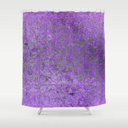 Glitter Star Dust G317 Shower Curtain