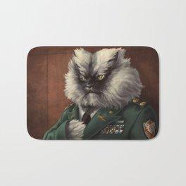 Colonel Meow Bath Mat