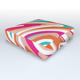 Color Vibes Outdoor Floor Cushion