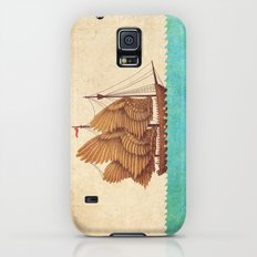 Winged Odyssey Slim Case Galaxy S5