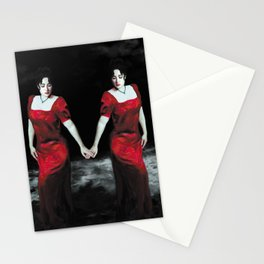 Suicide Pact Stationery Cards