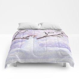 snowman joy Comforters