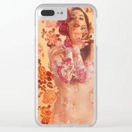 Jaquenetta Clear iPhone Case