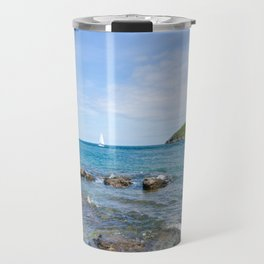 Puffin Island Travel Mug