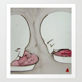 Oh Pica (06) Art Print