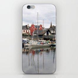 Fishing Boats iPhone Skin