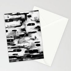 Watercolor 02 - Birch Stationery Cards