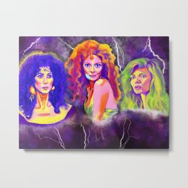 Witches Of Eastwick Metal Print