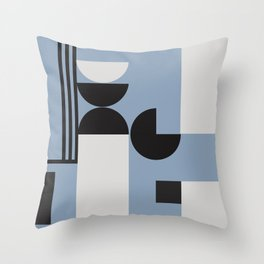 Geometrica 14 Throw Pillow