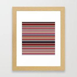 Nick's Blanket 1968 Framed Art Print