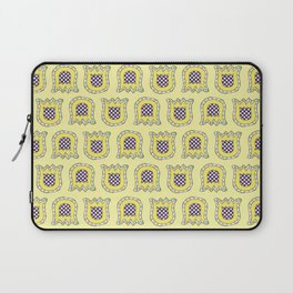 Topsy Turvey Tulips Laptop Sleeve