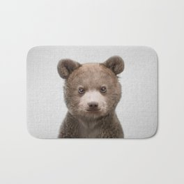 Baby Bear - Colorful Bath Mat