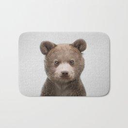 Baby Bear - Colorful Bath Mat