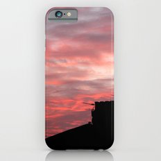 Winter sunset over London iPhone 6s Slim Case