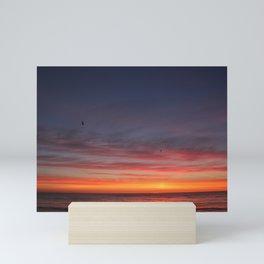 north coast Mini Art Print