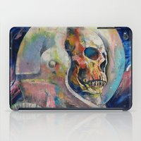 astronaut iPad Cases featuring Astronaut by Michael Creese
