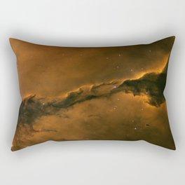 Eagle Nebula Spire Rectangular Pillow