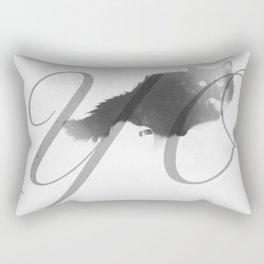 ANYA YO Rectangular Pillow