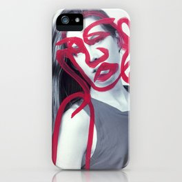 Harper iPhone Case