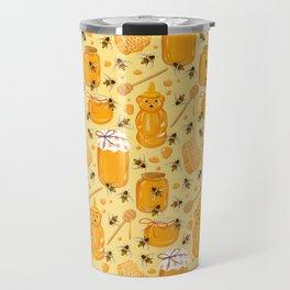 Honey Harvest Travel Mug