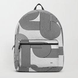 wave illustrator Backpack