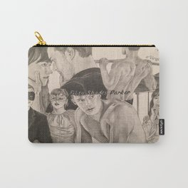 """Poster """"Fifty Shades Darker"""" Carry-All Pouch"""