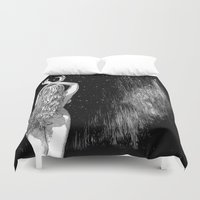 apollonia Duvet Covers featuring asc 604 - L'invocation à Vénus (Venus under the sky) by From Apollonia with Love