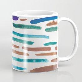 15 | 190304 Watercolour Painting Abstract Pattern Coffee Mug