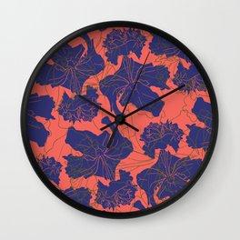 Summer Grace #3 Wall Clock