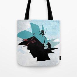 Kame House V2 Tote Bag