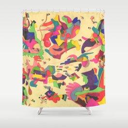 it Shower Curtain