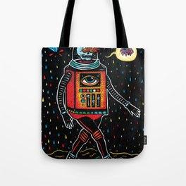 strange tales of cucacolor Tote Bag