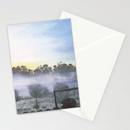Childhood Mornings Stationery Cards
