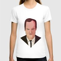quentin tarantino T-shirts featuring Tarantino by Happy Motion