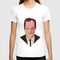 tarantino T-shirts featuring Tarantino by Happy Motion