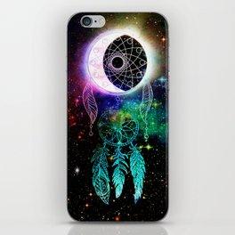 Cosmic Dream Catcher iPhone Skin