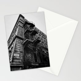 Staircase on Mangle Street Stationery Cards
